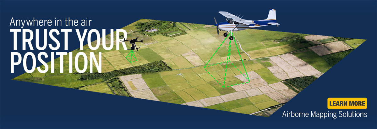 Direct Georeferencing and Flight Management Systems for Manned and Unmanned Airborne Mapping