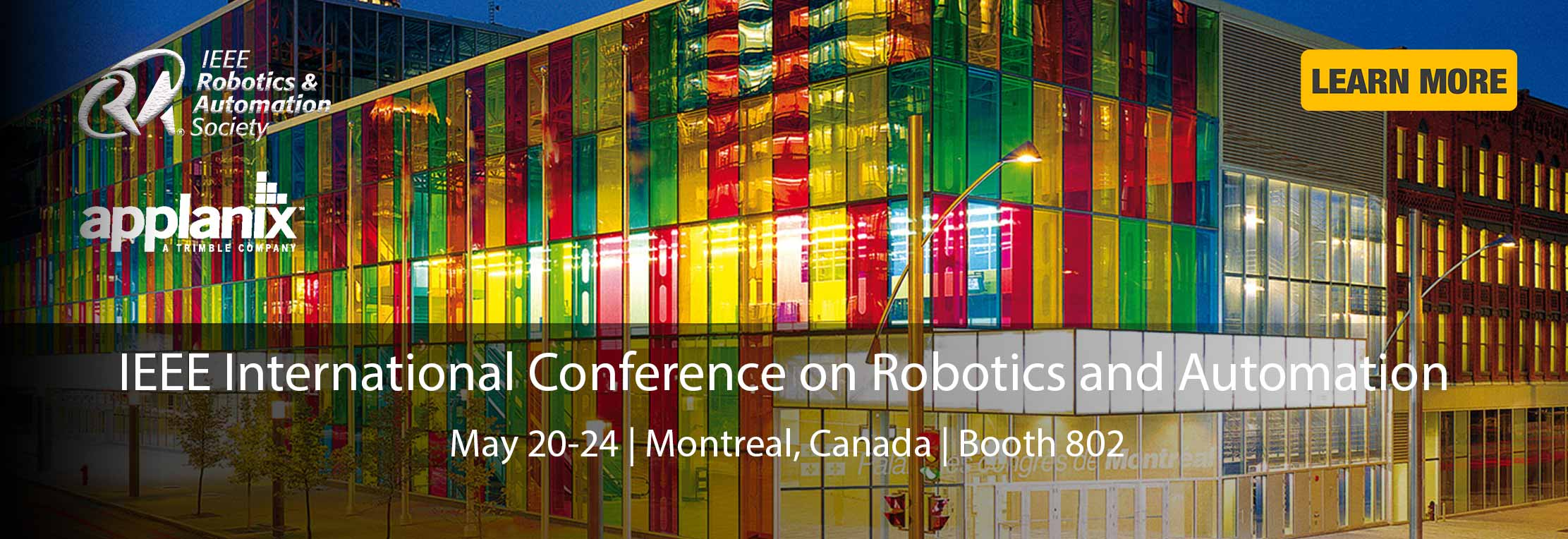 International Conference on Robotics and Automation