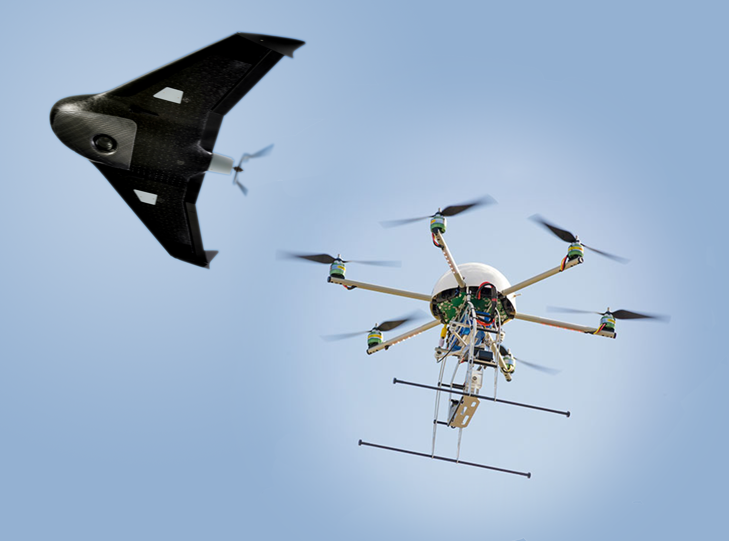 Fixed-Wing vs Multi-Rotor UAS Platforms for Survey Operations