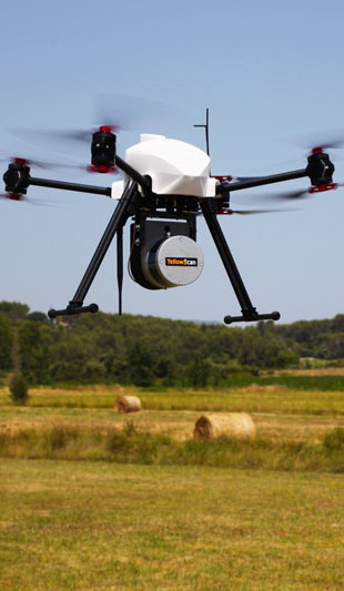Agriculture UAV Applications